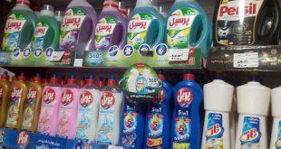 صادرات محصولات شوینده سافتلن به ترکمنستان