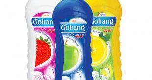 شرکت مایع ظرفشویی گلرنگ در ایران